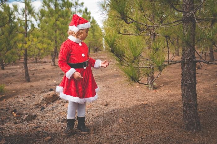 Sesión de fotos de navidad en Tejeda y Las Palmas