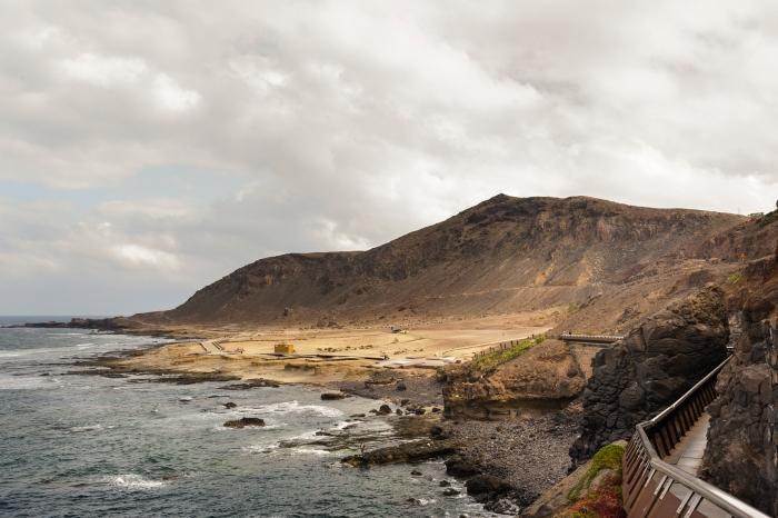 Fotografía de Comunión en la playa y parque natural el Confital