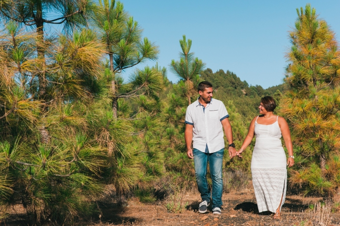 Fotógrafo de boda y preboda en Tejeda y Garañón