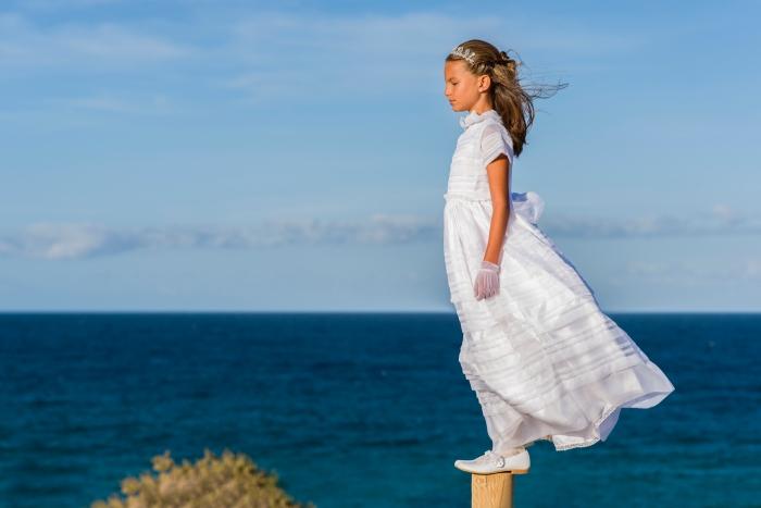 Fotografía fotos de mi primera comunión en Las Palmas y Fuerteventura en Dunas de Corralejo
