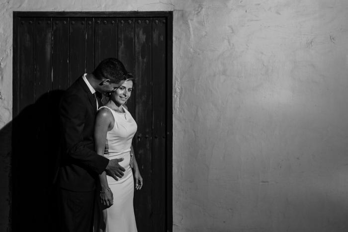 Fotógrafo de bodas en Las Palmas en Casas Consistoriales en Telde