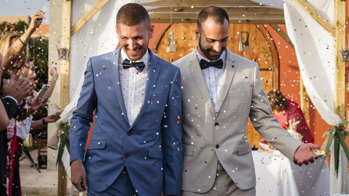 Fotógrafo de bodas Las Palmas y Fuerteventura LGTB en Finca Alba enTelde