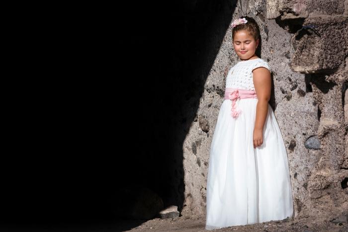 Fotografía fotos de mi primera comunión en Las Palmas y Fuerteventura en Puerto del Rosario