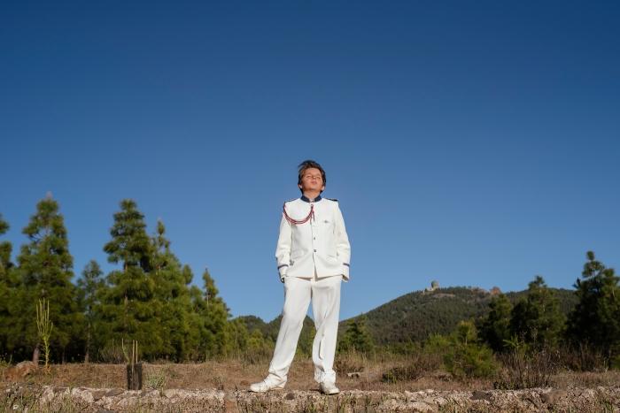 Fotógrafo de primera de comunión en Tejeda y Garañón en Las Palmas