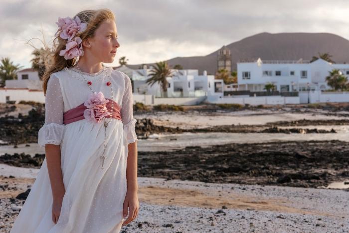 Fotografía fotos de mi primera comunión en Fuerteventura y Corralejo con FTV diseño Frank Rosales