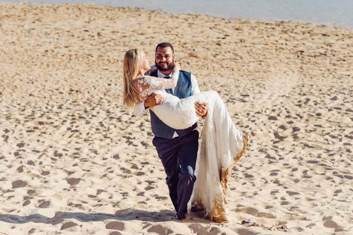 Fotógrafo de bodas y postboda en Fuerteventura en Jandía y Playa la Barca