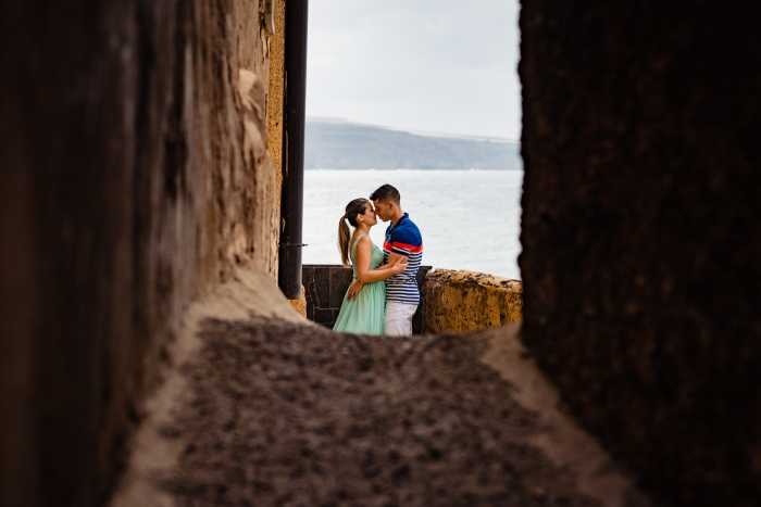Fotógrafo de preboda en Casas del Roque en Moya