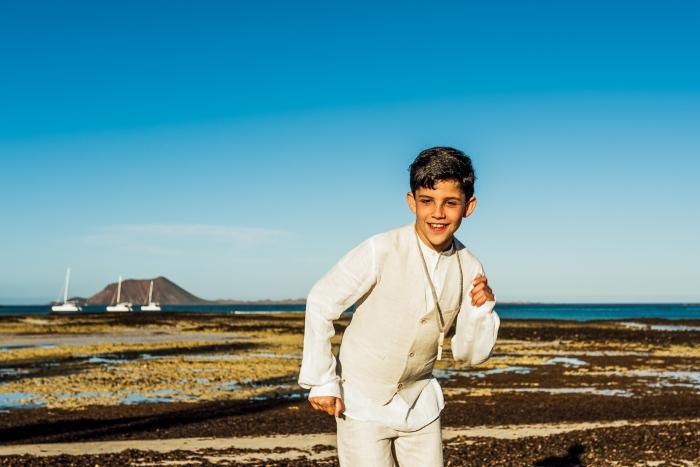 Fotógrafo de comunión en Fuerteventura Corralejo y Betancuria