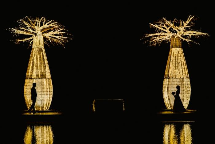 Fotógrafo de bodas en Las Palmas en Hotel Lopesan Baobab Resort maspalomas