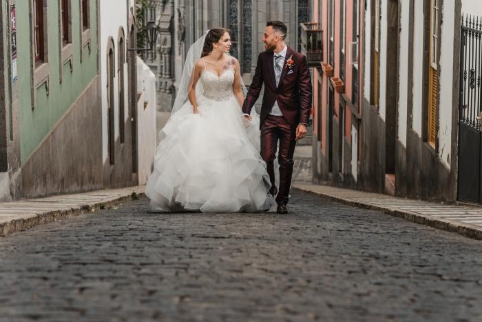 Fotógrafo de bodas en Arucas